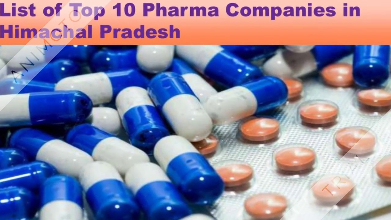 List of Pharma Companies in Himachal Pradesh | Top Pharma
