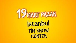 Rafadan Tayfa İstanbul Turnesi