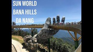 Sun World Bana Hills Da Nang Vietnam Tour with Cable Car in 2018 (Bana Hills Theme Park)|HECT India