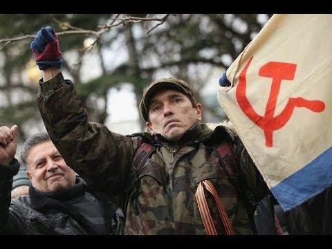 Russians Take Over Crimea - UKRAINE Prediction