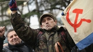 Russians Take Over Crimea - UKRAINE Prediction