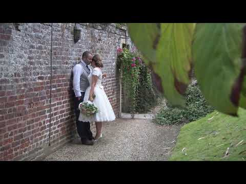 Rebecca and Bens Soughton Hall Wedding Highlights Video