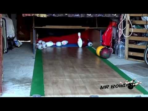 Homemade Bowling Alley #2 (France) - 07/01/2014