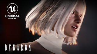 데카론 M 시네마틱 공식 티저 (Dekaron M Cinematic Trailer Teaser)