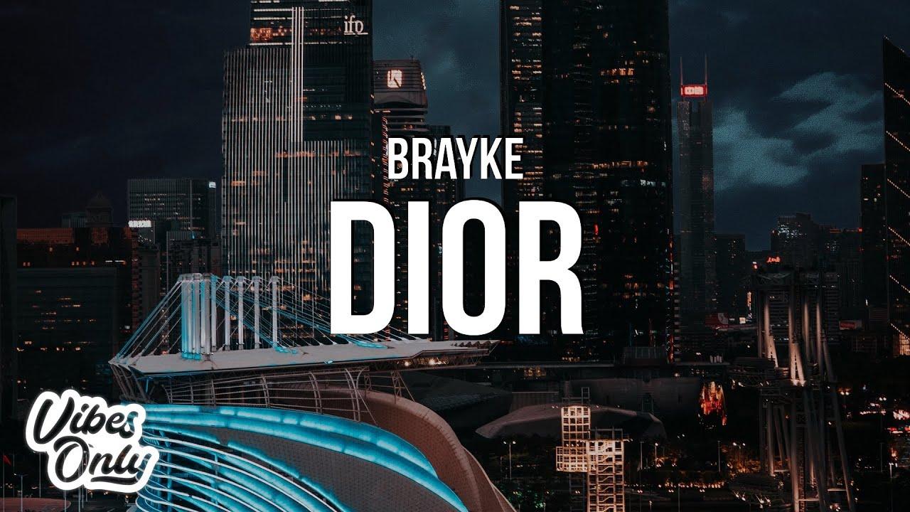 Download Brayke - Dior (Lyrics)