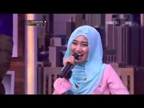 Full Cover All About That Bass Fatin Shidqia Lubis