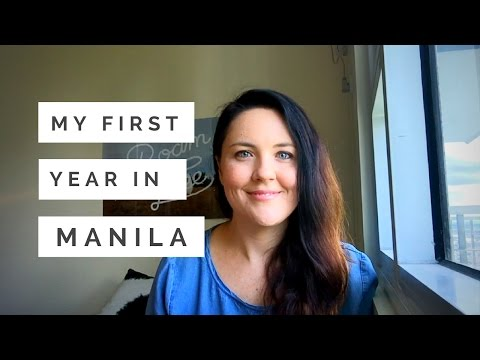My first year as an Aussie missionary in Manila, Philippines
