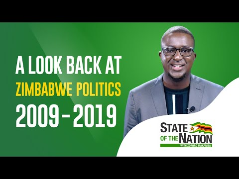 The Decade In Review 2009-2019 | State of the Nation with Zororo Makamba