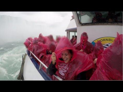 ¿Vale La Pena Visitar Las CATARATAS DEL NIÁGARA? || NIAGARA FALLS