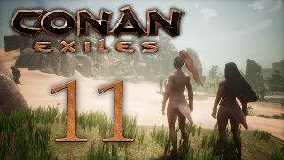 Conan Exiles - Сервер, нас стало больше, а так же полностью раскрытая тема... [#11] | PC