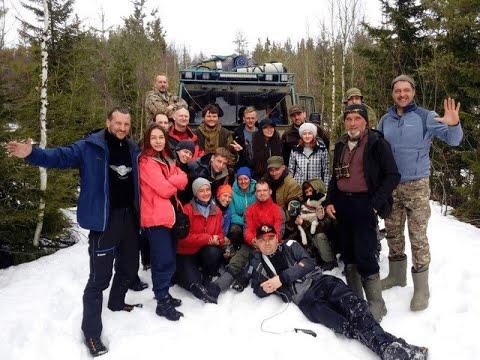Воттоваара  - Научно-исследовательская экспедиция на самую загадочную гору Карелии
