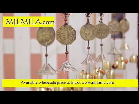 Wind Chime Campanula Sound Musical Instrument decoration Indian wholesale products