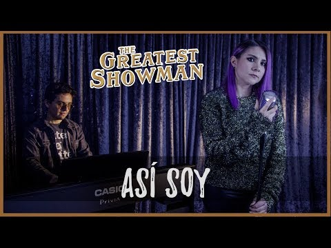 This Is Me EN ESPAÑOL Cover (Así Soy) | The Greatest Showman | Gret Rocha COVER
