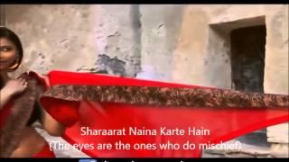 Tere Naina Jai Ho HD with eng subtitle