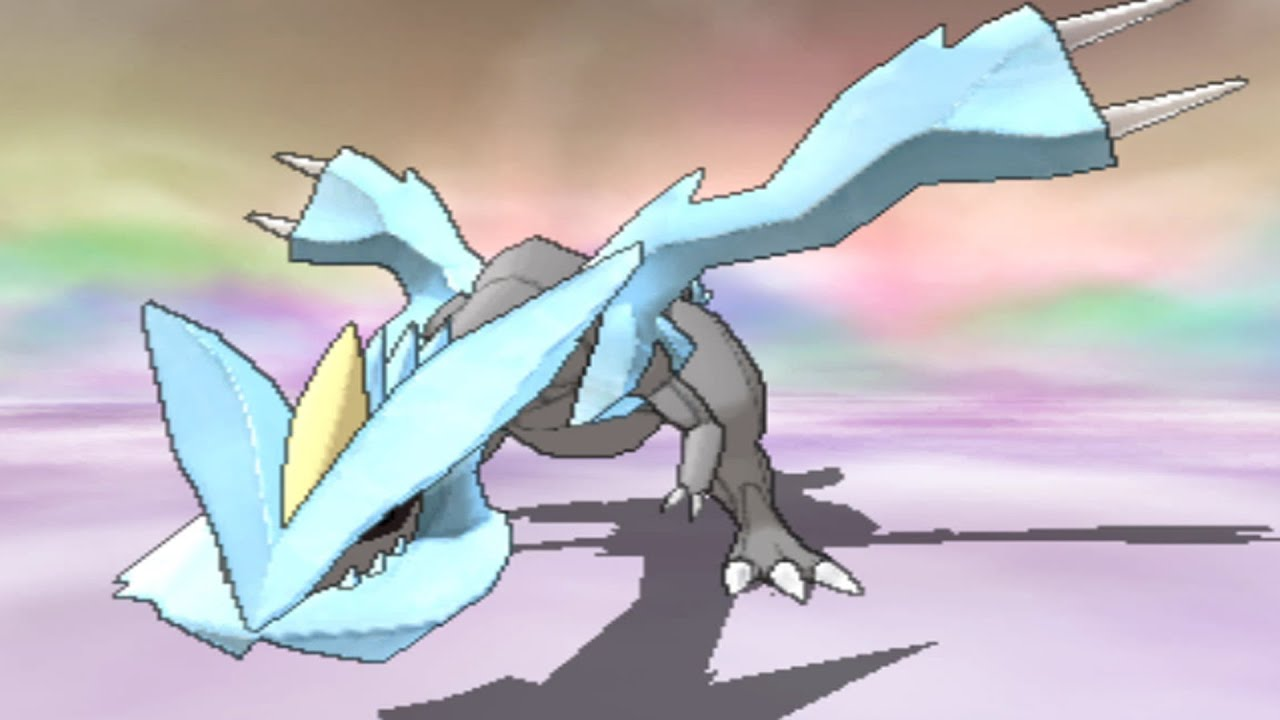 Pokemon Omega Ruby and Alpha Sapphire  Catching Kyurem