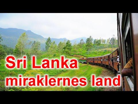 Sri Lanka - miraklernes land