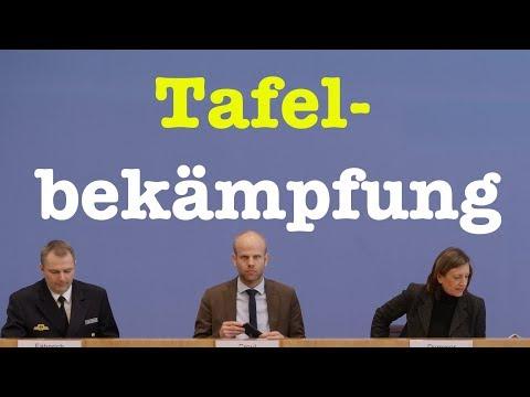 23. Februar 2018 - Komplette Bundespressekonferenz (RegPK)