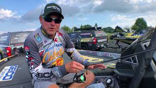Mike McClelland's Geico Rewind from the St. Lawrence River