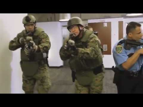 RUN! HIDE! FIGHT! DHS Offers Tips To Survive A Shooting