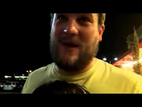 Homeless guy drops amazing rap