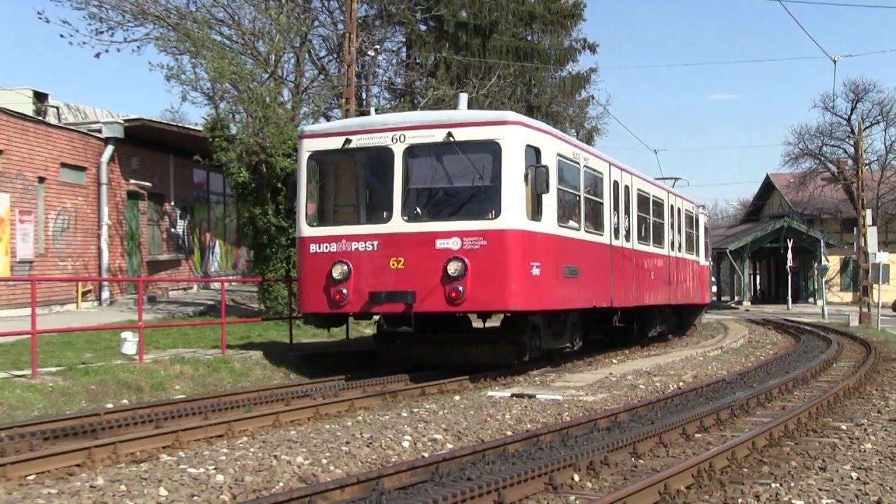 Авто-факт: в Будапеште курсирует зубчатый трамвай (видео)