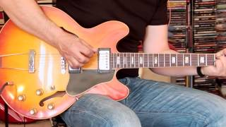 1966 Gibson ES-335, ice tea sunburst, Part2