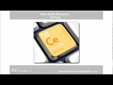 London Commodity Markets - Rare Earth Elements: Cerium