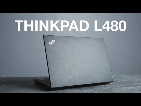 Trên Tay Lenovo ThinkPad L480
