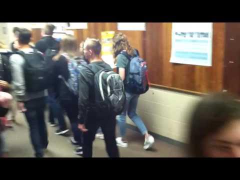 South Kitsap High School passing time