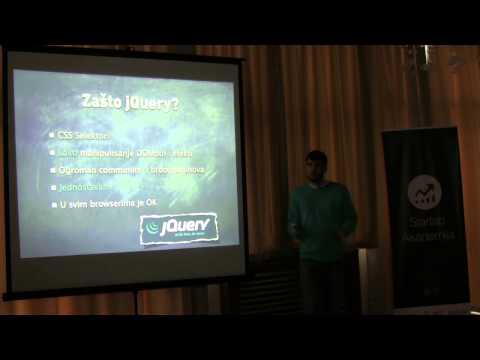 Startup Academy: Vuk Nikolić - Web Frontend - prva tech radionica
