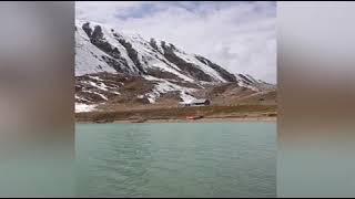 Saiful Mulook jheel beautiful view tiktok   naran kaghan   travel   beauty   nature   must watch