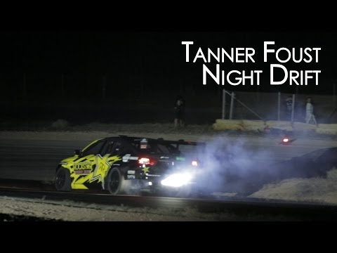 Tanner Foust's 900HP V8 Powered Volkswagen Passat Drift Car
