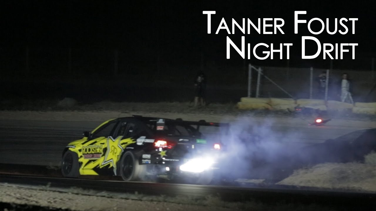 Tanner Foust S Powered Volkswagen Passat Drift Car Youtube
