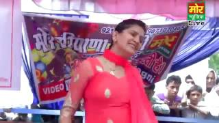 MUVIZA COM  Sapna Sexy Dance Sold Body   Haryanvi Song 2015   Sapna