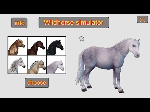 If Star Stable Was A Wild Horse Simulator Game
