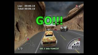 [Stream - ENG] Rumble Racing - Quick Races