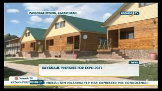 Bayanaul prepares for EXPO 2017