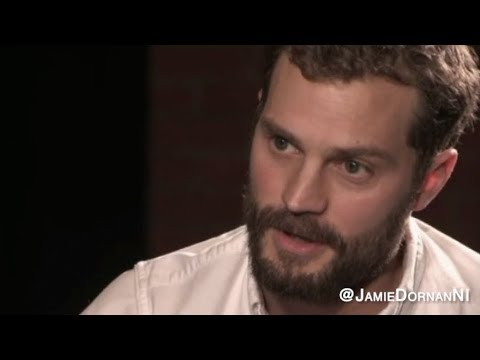 Jamie Dornan Talks About Being Recognised Back Home In Northern Ireland