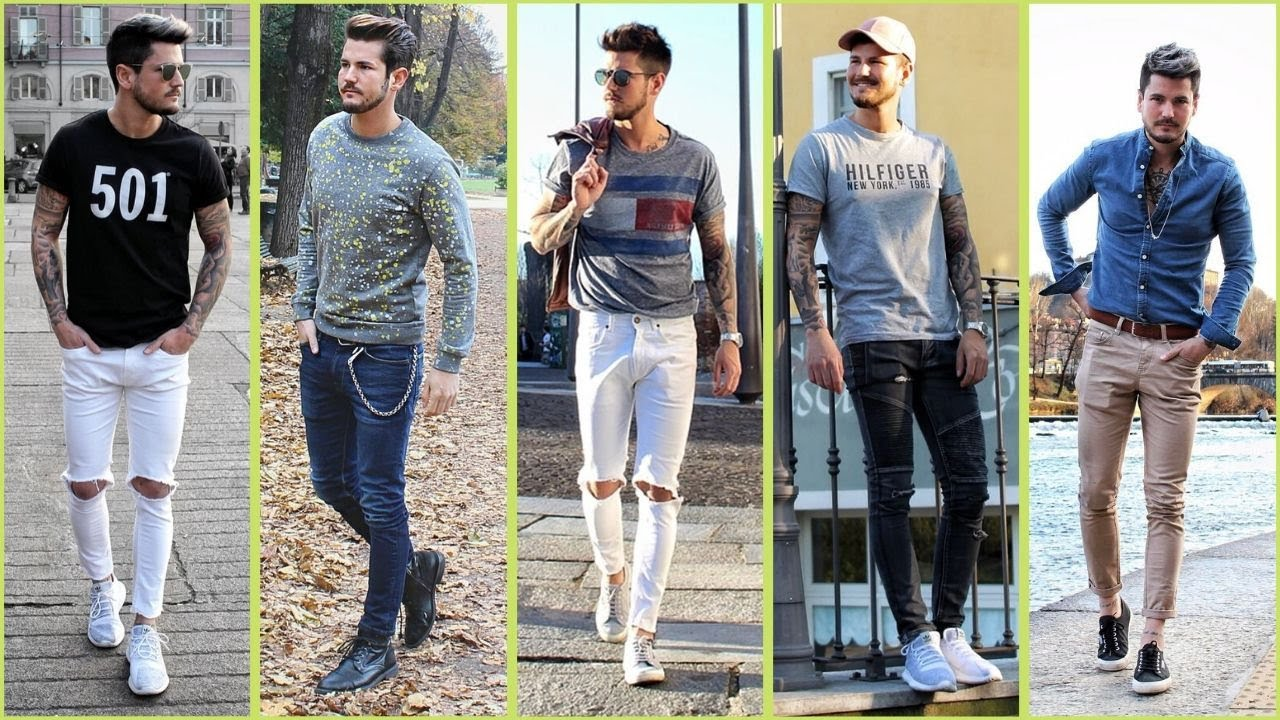 Best Summer Fashion 2020 Summer Style For Men 2020 Trends Classic Men S Outfit Youtube