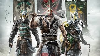 For Honor - Vikingos al poder! :D