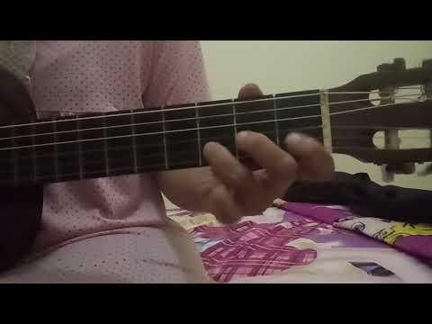 Cover Lagu - Waktu Tuhan Bukan Waktu Kita [gitar Akustik]
