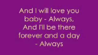 Always Bon Jovi Lyrics