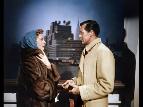ELLE ET LUI , AN AFFAIR TO REMEMBER 1957 photos tournage