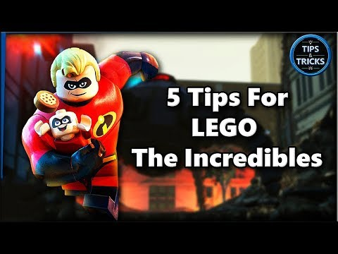 XBOX Games | Tips and Tricks: 5 Tips for LEGO The Incredibles
