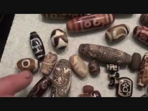 An Introduction to Tibetan DZI Beads