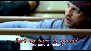 Daniel Powter - Bad Day [Subtitulado en Español - Ingles + lyrics S...
