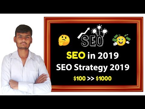 🔍 Perfect SEO Strategy | Boost Traffic & Earnings in 2019