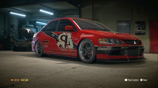 Need For Speed 2015 - Tokyo Drift EVO 9! Cruise Gameplay