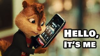 Hello - Adele | Alvin and the Chipmunks
