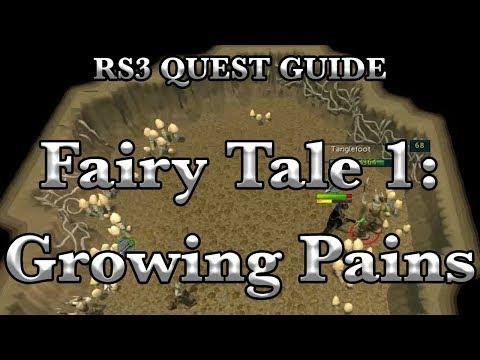 RS3: Fairy Tale Part 1 - Growing Pains 2019 Quest Guide - RuneScape